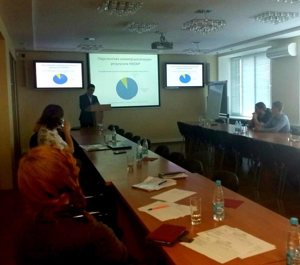 Отбор проектов по программе «УМНИК»