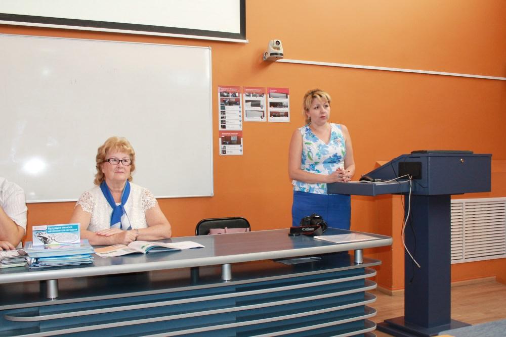 Пенсионный фонд провёл открытую лекцию для студентов АГУ