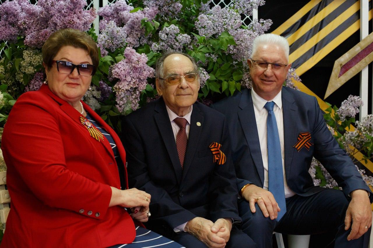 Астраханский государственный университет подготовил творческий подарок для ветеранов