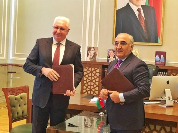 Azerbaijan State University of Economics Is Now Official Partner of ASU