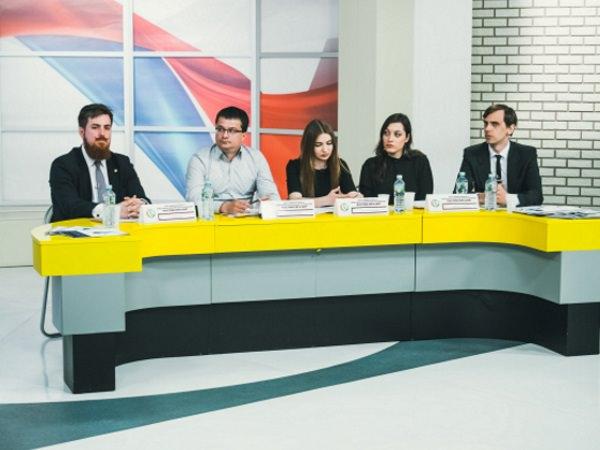 Молодёжь Азербайджана, Казахстана и России поделилась видением будущего Каспийского региона
