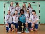 Женская сборная АГУ вошла в число победителей Первенства по мини-футболу