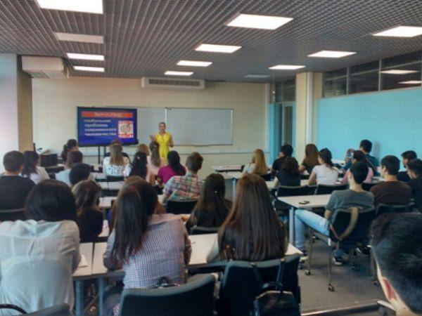 АГУ принял участие в акции «СТОП ВИЧ/СПИД»