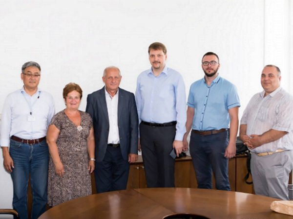 Astrakhan State University Develops Relations with Slovakia
