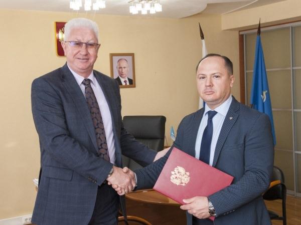 АГУ подписал соглашение о сотрудничестве с филиалом Московского авиационного института