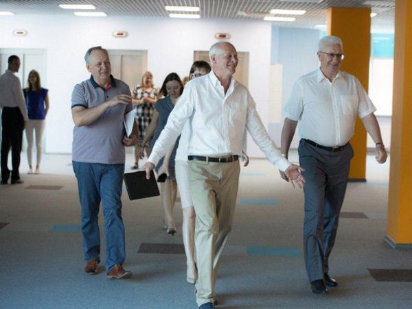 Федеральные чиновники оценили подготовку специалистов в АГУ