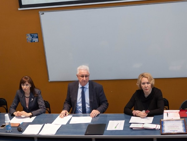 В АГУ состоялось заседание Учёного совета