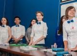 В АГУ прошли мероприятия в рамках Всероссийской акции «СТОП ВИЧ/СПИД»