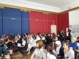 На ХФ состоялась конференция для школьников