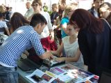 АГУ принял участие в фестивале «Охота на работу!»