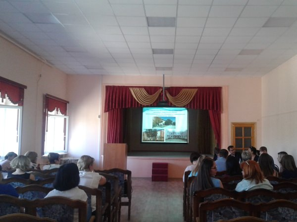 Представители АГУ перенимают опыт французских педагогов по обучению детей с ограниченными возможностями здоровья