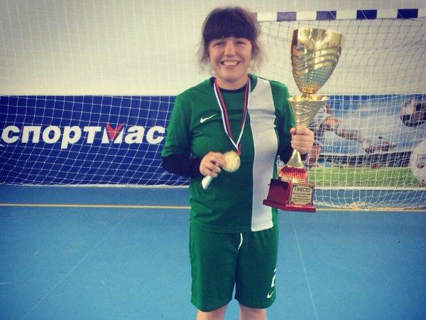 Представители АГУ вышли в финал первенства России по мини-футболу
