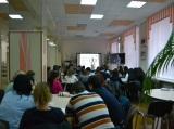 Очередное заседание философского клуба АГУ