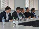 Состоялось первое заседание Каспийского экспертного клуба