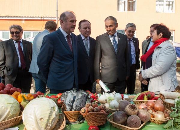 Демонстрируем сельскохозяйственные инновации