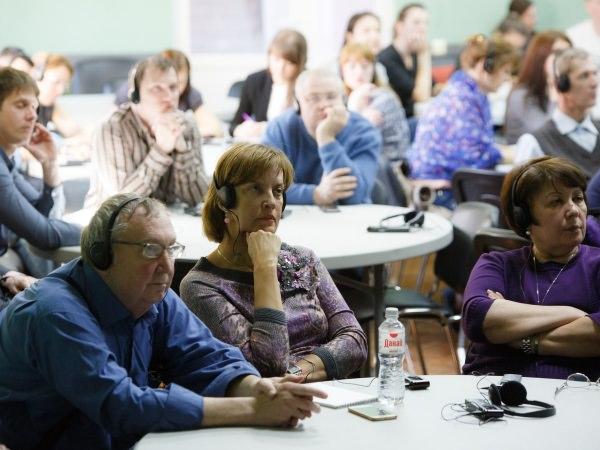 Зарубежные специалисты прочли в АГУ лекцию о международной интеллектуальной собственности