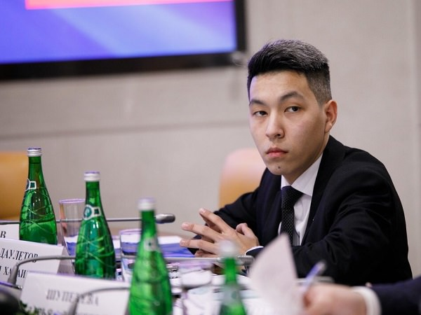 ASU Student Was Invited to Russian Federation Public Chamber Meeting