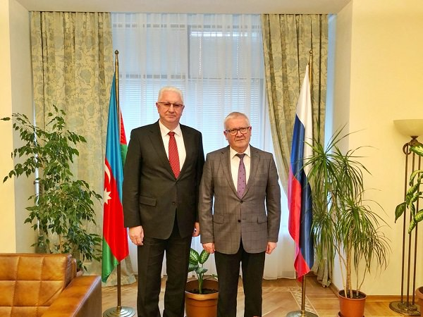 Astrakhan State University Extends Cooperation with the Republic of Azerbaijan