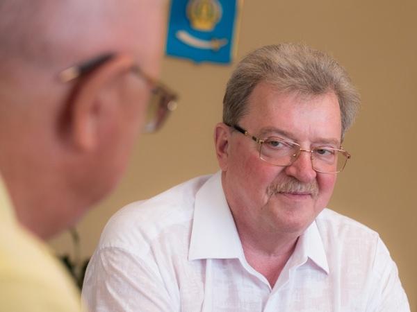 ВАстраханском госуниверситете может открыться кафедра целевой подготовки оборонных специалистов