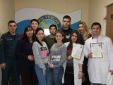 Команда АГУ – дипломант Всероссийских соревнований «Человеческий фактор»