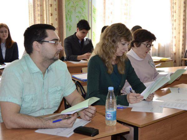 Представители АГУ приняли участие в конференции Малой академии наук