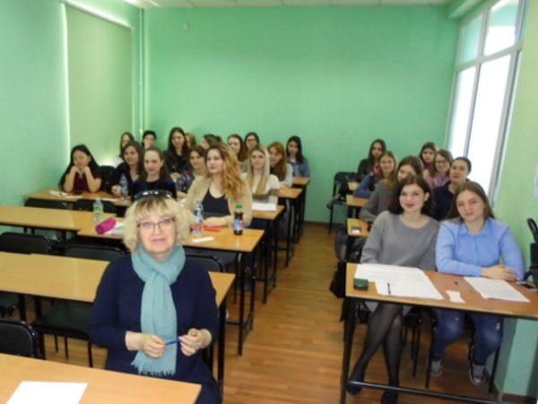 Факультет иностранных языков провёл лингвистическую конференцию