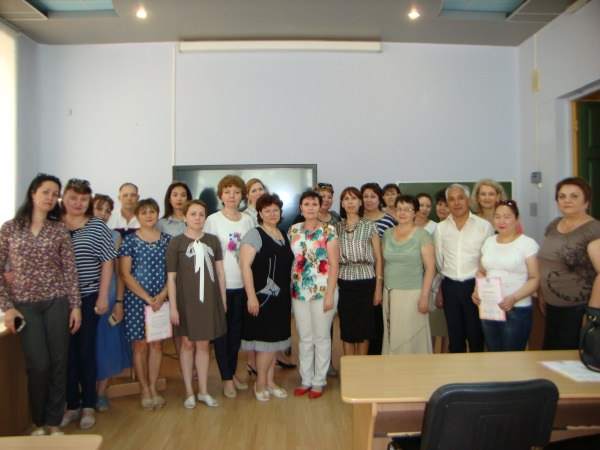 В АГУ завершился лекторий для учителей-естественников