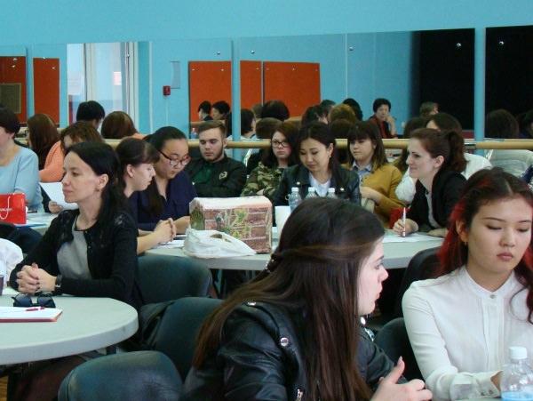 На факультете психологии АГУ прошёл фестиваль-конкурс