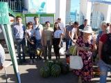 Студенты АФ на Фестивале арбуза – 2016