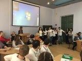 Конкурс «Юный химик» в АГУ