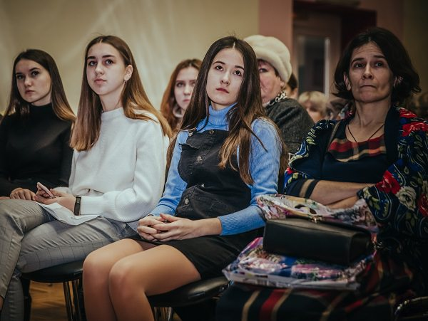 Welcome Day at College of Astrakhan State University