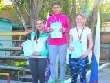 Студенты АГУ стали участниками соревнований по лёгкой атлетике