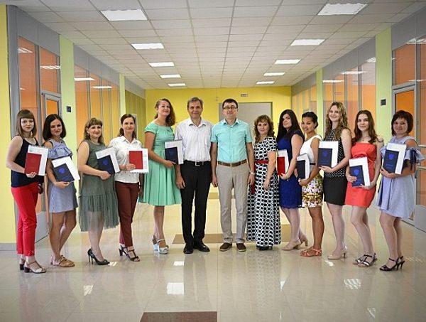 Выпускники филиала АГУ вЗнаменске получили дипломы