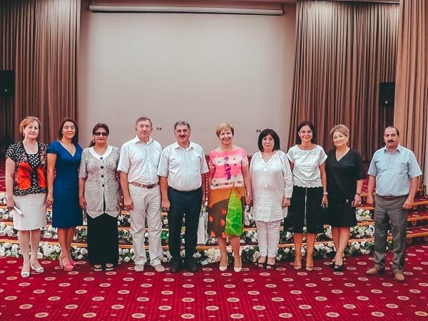 АГУ расширяет сотрудничество сазербайджанскими вузами