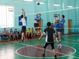 Фестиваль по волейболу в АГУ