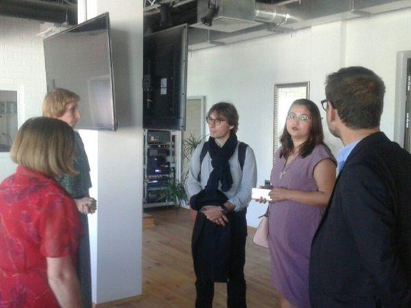 Французские эксперты продолжают делиться педагогическим опытом с коллегами из АГУ