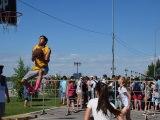 Участие команды АГУ в спортивных мероприятиях Дня молодёжи