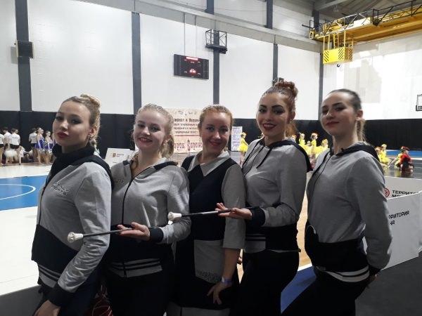 Спортсмены АГУ – в составе сборной России!
