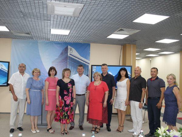 В АГУ прошёл очередной выпуск слушателей Президентской программы