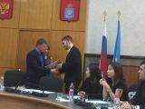 Студенты ЮФ приняли участие в круглом столе Думы Астраханской области