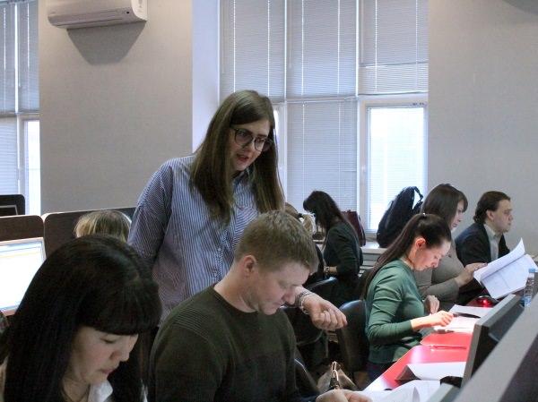 В АГУ прошла аттестация слушателей Президентской программы