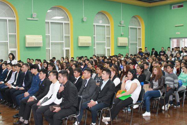 Встречи с вице-консулом Республики Туркменистан