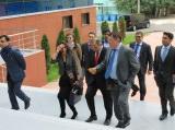 Визит индийской делегации в АГУ
