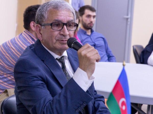 В АГУ прошло мероприятие, посвящённое лидеру Азербайджана Гейдару Алиеву