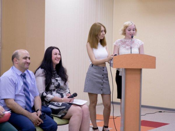 Руководство Особой экономической зоны «Лотос» оценило идеи студентов АГУ