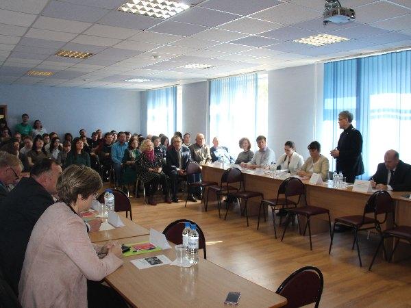 В АГУ прошла ярмарка вакансий