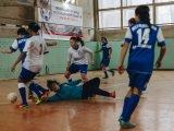 Женская сборная АГУ участвует в первенстве по мини-футболу