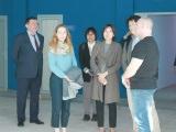 Визит корейской делегации в АГУ