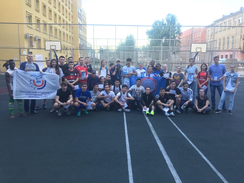 В АГУ завершился Фестиваль спортивных игр