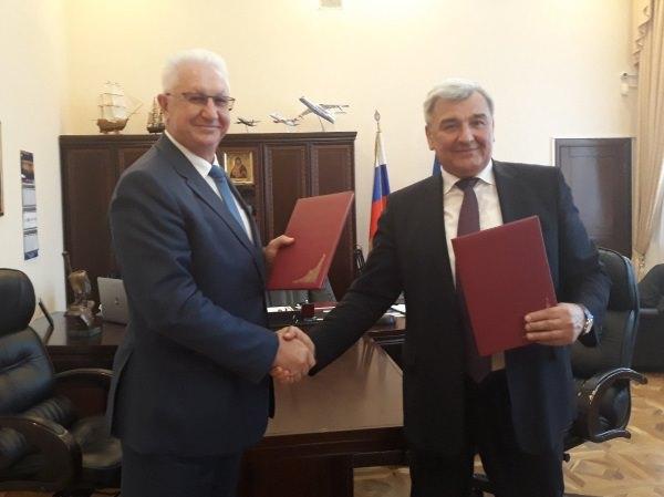 АГУ подписал соглашение с новочеркасским университетом
